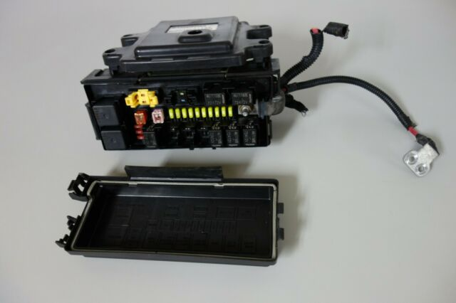2006 Jeep Commander Tipm Power Supply Module Fuse Relay Box 04692085ab