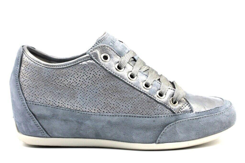 IGI e CO 3164000 Avio zapatillas zapatos mujer Calzature Casual con Zeppa Interna