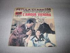 PETULA CLARK 45 TOURS FRANCE CLARK GABLE VIVIEN LEIGH