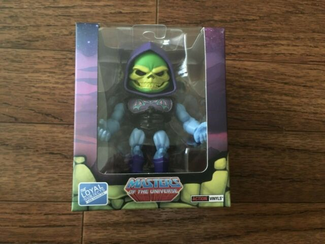 THE LOYAL SUBJECTS Masters of the Universe WAVE 2 Battle Armour Skeletor Figura