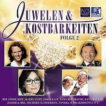 Juwelen-amp-Kostbarkeiten-Folge2-von-Various-CD-Zustand-gut