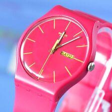Swatch  Watch Rubine Rebel SUOR704.