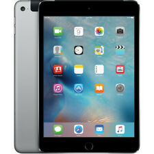 Apple iPad Mini 4 128GB Space Gray Wi-Fi MK9N2CL/A