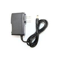 Black 12v 800ma 0.8a Ac-dc Adaptor Power Supply 5.5mm X 2.5mm 6ft Us