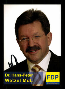 Sammeln & Seltenes RüCksichtsvoll Hans Peter Wetzel Autogrammkarte Original Signiert ## Bc 99162 HöChste Bequemlichkeit Original, Nicht Zertifiziert