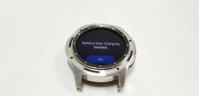 Samsung Galaxy Watch 46mm Silver SM-R800 (Bluetooth) Great Discounted NW3046