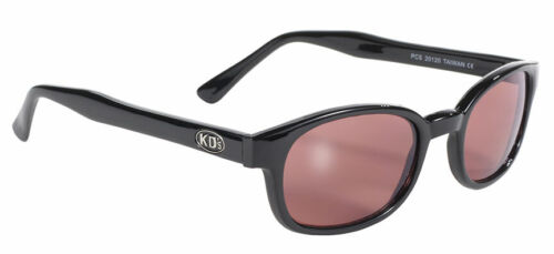 KD/'s Rose Lens Sunglasses Sons Of Anarchy Motorcycle Samcro With Pouch 20120