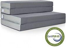 Best Choice Folding Mattress Full, Futon Bed Guest Portable Foam Fold, Sofa Cot