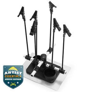 Airbrush Model Holder - 6 Clips