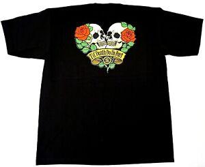 STREETWISE-Ride-Or-Die-T-shirt-Urban-Streetwear-Tee-Men-L-4XL-Black-New