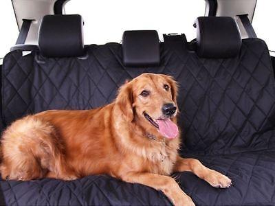 Waterproof Pet Dog Cat Car Back Seat Cover Travel Hammock Black For Chrysler Car