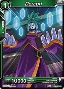 FOIL Murichim TB1-047 Holo Card Dragon Ball Super CCG Mint
