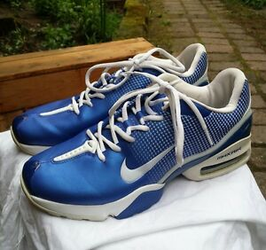 Nouveaux produits b186a 4968c Details about Nike 2003 Air Max Electric Blue & White Shoes Sports Athletic  Running US 9.5