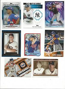 2014-TOPPS-INSERTS-ROOKIE-RC-039-s-STARS-HOF-ALL-LISTED-WHO-DO-YOU-NEED