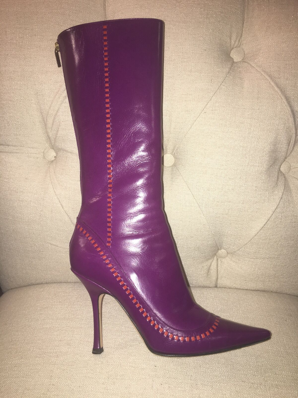 Authentic Jimmy Choo womens boots