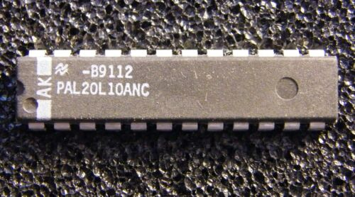 National Semiconductor PAL20L10ANC  Progammable Array Logic