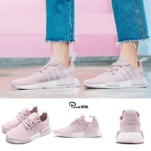 864add4b5d7 Adidas Originals NMD_R1 W B37652 Orchid Tint Pink Women's Running ...