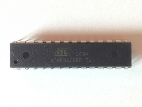 ATmega328P-PU ATmega328P U MikrocontrollerAtmel AVRPDIP-28