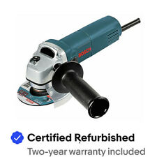 Bosch 4-1/2 in. 120V 6 Amp Small Angle Grinder 1375A-46 Certified Refurbished