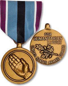 Full Size Medal Ribbon Border Service