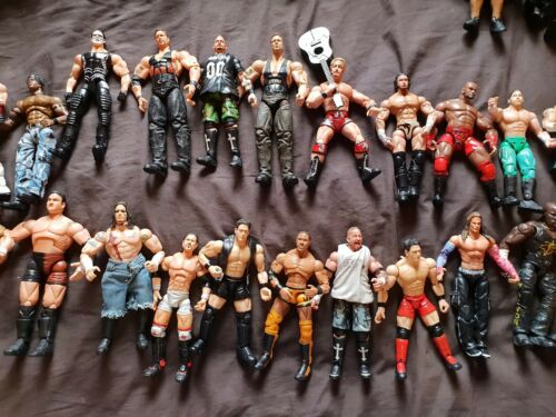 TNA Marvel Figures Impact Wrestling Make Your Selection