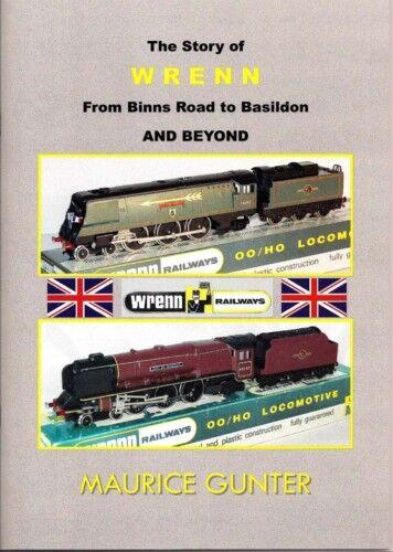 The Story of Wrenn (Part 1), From Binns Rd to Basildon NEW 2011