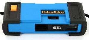 Vintage-Kodak-Fisher-Price-Pocket-110mm-Film-Retro-Kamera-Lomography