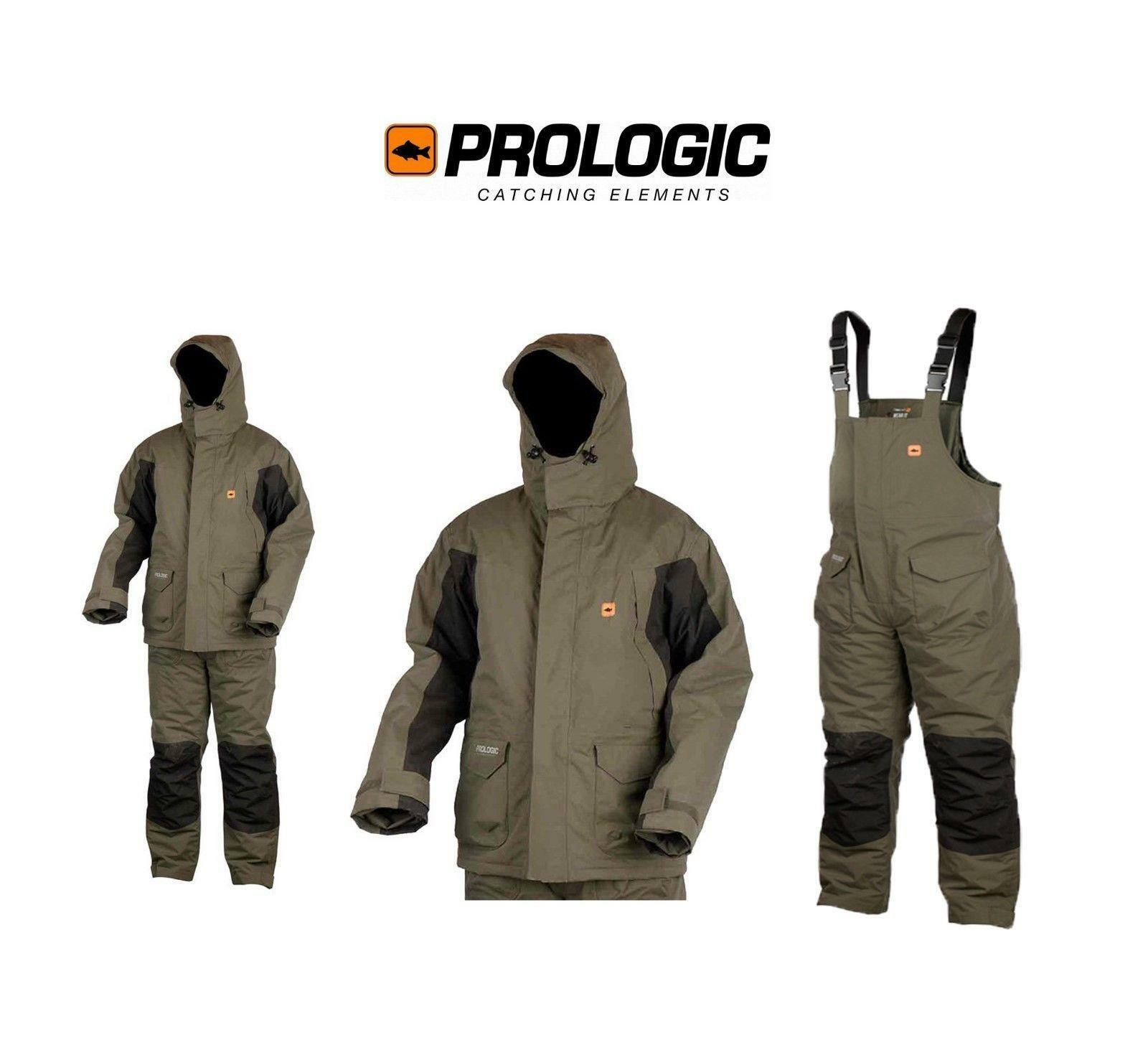 ProLogic Highgrade Thermo Suit All Sizes New 2018 Carp Pike Coarse Fishing