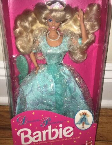 Sears Special Limited Edition Mattel 1992 NIB DREAM PRINCESS BARBIE