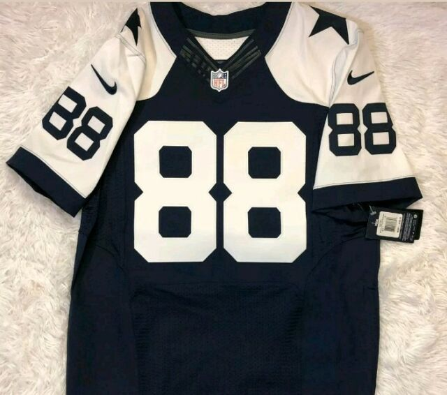 Dallas Cowboys Bryant Nike Elite Authentic Throwback Jersey size 56 NWT 3XL f7d6d8ff6