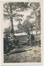 Foto Norwegen-Landschaft -Soldaten  1940   2.WK  (B264)