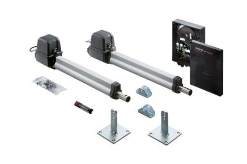 für Einfahrtstor mit 7m Kabelsatz 2-flügelig Sommer Twist 200E Torantrieb