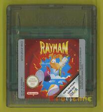 RAYMAN Game Boy Color Gameboy Gbc Versione Europea Ray Man »»»»» SOLO CARTUCCIA