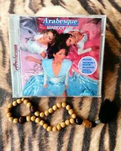 ARABESQUE-Sandra-Lauer-Cretu-Marigot-Bay-ARABESQUE-IV-CD-Limited-Edition