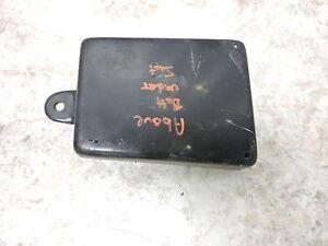 99 moto guzzi v11 v 11 1100 v1100 bassa inner battery cover lid | ebay