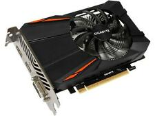 GIGABYTE GeForce GTX 1050 Ti DirectX 12 GV-N105TD5-4GD 4GB 128-Bit GDDR5 PCI Exp