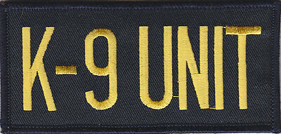 """FIRE DEPT GREY on MIDNIGHT twill Front Panel Patch 4.25/"""" X 2/"""""""