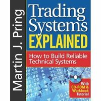 Book W/ Cd-rom Trading Systems Explained Technical Systems8by Martin Pring