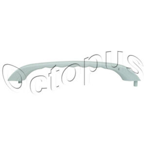 WB15X335 White Microwave Door Handle For GE General Electric AP2021148 PS232260