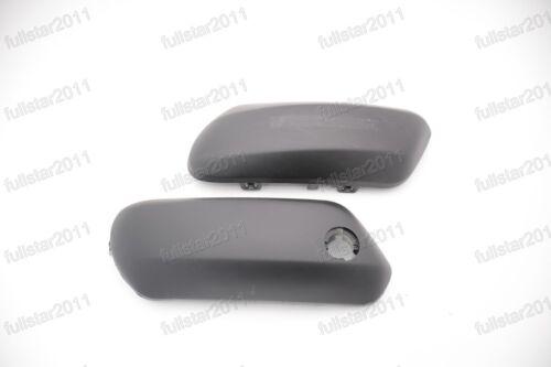1Pair Front Bumper Molding Trims Cover Caps For Peugeot 307 2005-2010