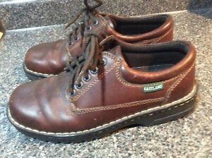 c86bfb8e28b Eastland  Plainview  Women s Brown Leather Oxford Shoe 3150 Size 8.5 ...