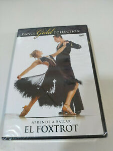 Apprendre-A-Danser-El-Foxtrot-Dance-Gold-Collection-DVD-Espagnol-Region-All