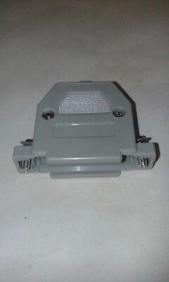 4 X Porta Seriale Db25 Connettore D-sub Kit Alloggiamento In Plastica Guscio Di Copertura Cofano #vid33- Saldi Estivi Speciali