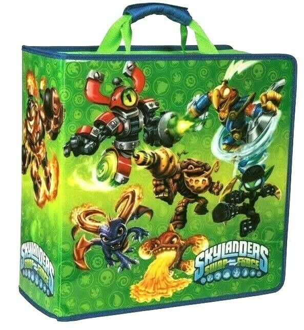 *SKYLANDERS Swap Force Power A CARRY & DISPLAY CASE Free Priority Shipping👾