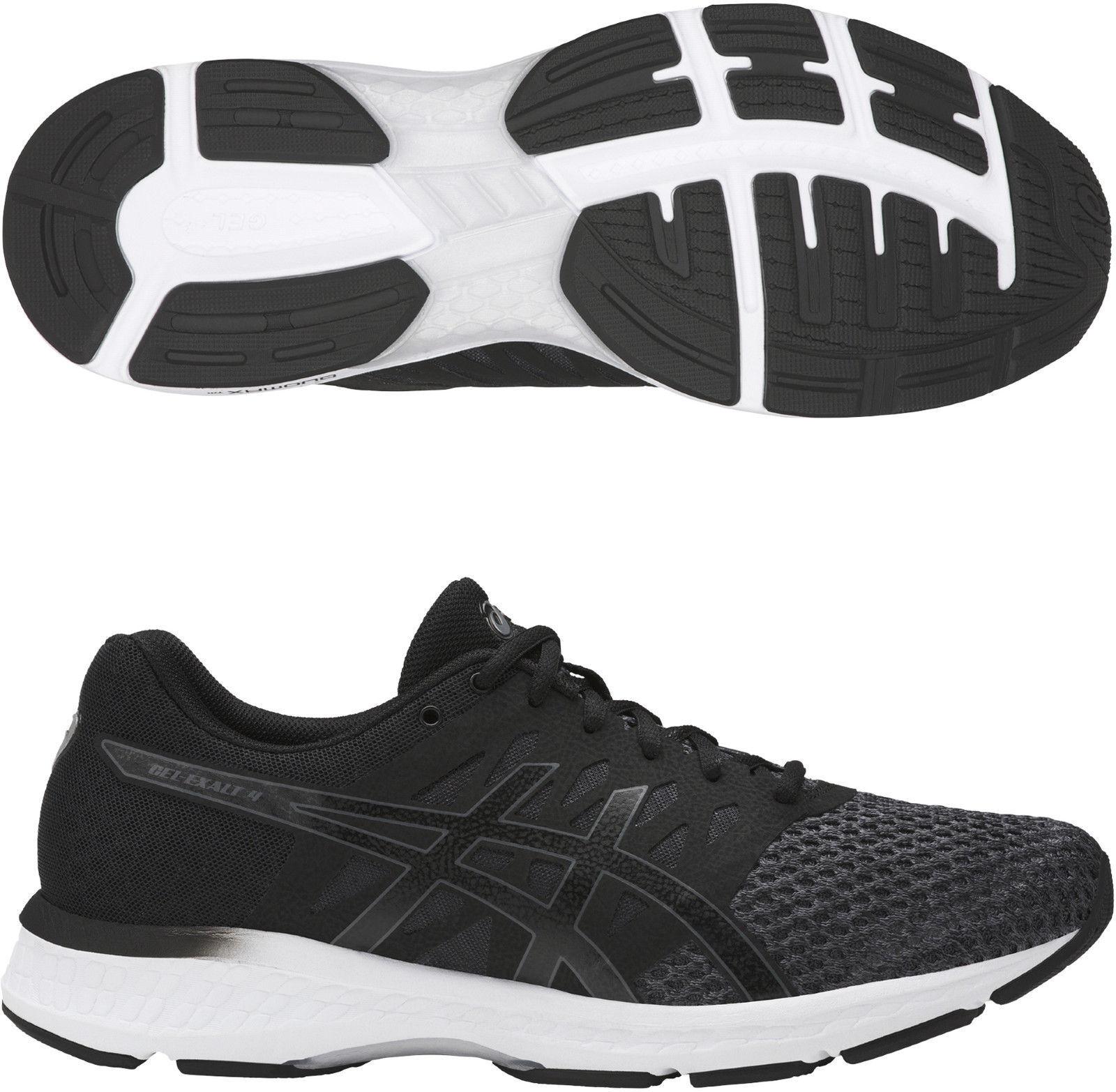 Asics Mens Gel Exalt 4 trainers shoes running jogging gym 5k 10 k runs