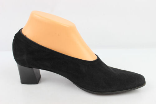 Leather Nero Suede 37 T Court All Barriol Flessibile Shoes Paul Jean wx8X8HgOq