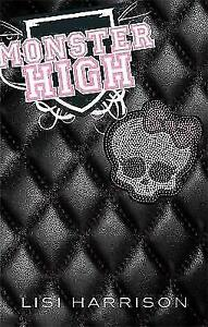 Monster-High-Lisi-Harrison-Very-Good-condition-Book