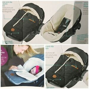 Astonishing Details About Jj Cole Urban Bundle Me Canopy Bunting Bag Car Seat Carrier Warm Cover Black Machost Co Dining Chair Design Ideas Machostcouk