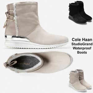 Women Cole Haan Boots Studio Grand