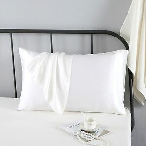 100 Pure Mulberry Silk Double Face Pillowcase For Hair